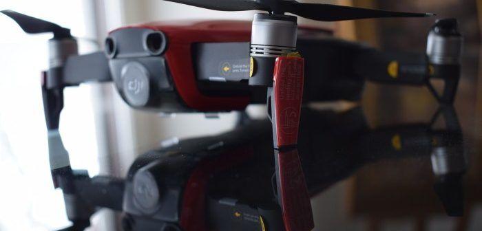 Aggiornamento firmware fortemente raccomandato per il drone DJI Mavic Air