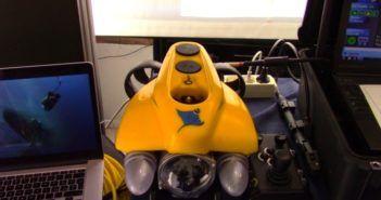 drone marino videoray