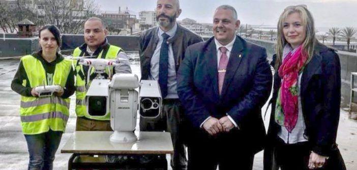 droni prevenzione incendi grosseto