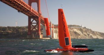 saildrone drone naviga 12 mesi