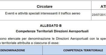 Droni / SAPR: richieste per operazioni in deroga andranno inviate a Roma