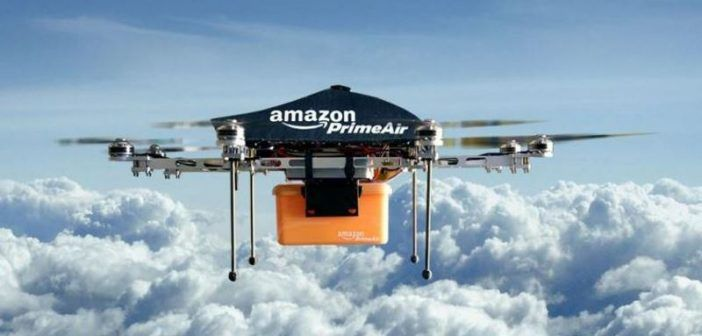 amazon drone brevetto anti hijacking