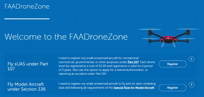 faa drone zone
