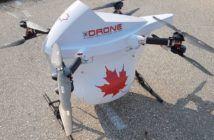 drone delivery canada velivolo