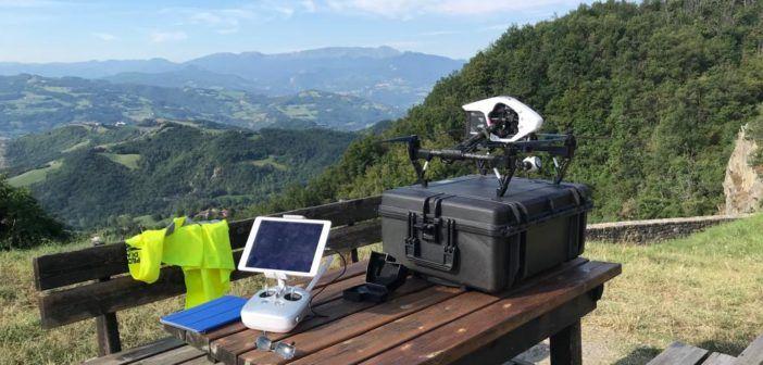 12-14 ottobre: CORSO PROFESSIONALE FOTOGRAFIA e RIPRESE VIDEO DA DRONE a Reggio emilia