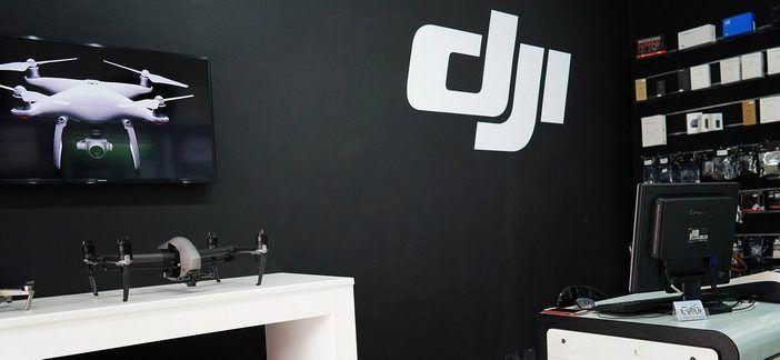 Inaugura domani a Milano un nuovo punto vendita droni DJI