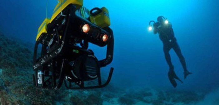 Droni subacquei a caccia di relitti, presentazione al SeaDrone di Gallipoli, tra meno di un mese