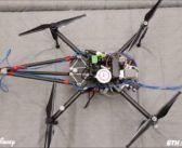 PaintCopter, il drone pittore sviluppato dalla Disney