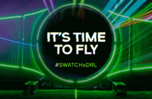 swatch sponsor della drone racing league