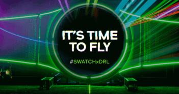 swatch sponsor della drone racing league
