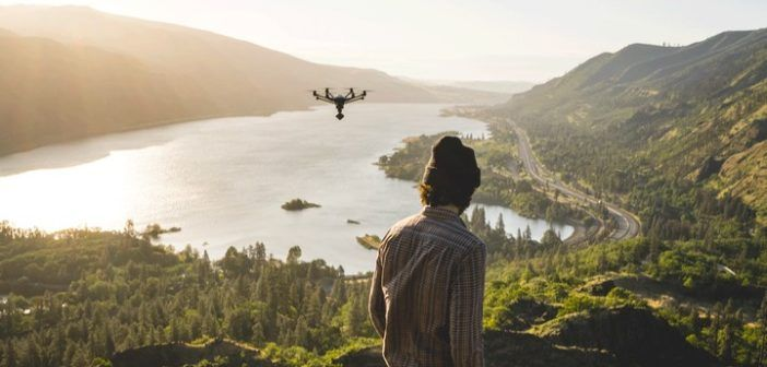 Athena diventa rivenditore per i droni Yuneec in Italia
