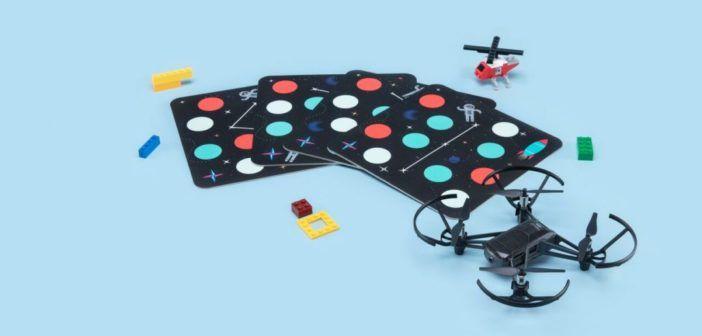 Arriva TELLO Edu, il micro drone che insegna a programmare