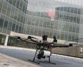 Un drone di Italdron per la sicurezza di Milano insieme a Vodafone con la rete 5G