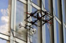 drone lavavetri aerones