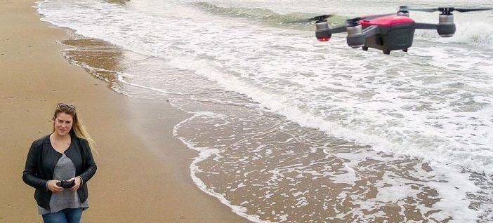GoCamera e Attiva fanno volare in alto i droni DJI