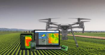 Sentera, aperti i preordini per la camera multispettrale AGX840 pronta per i droni DJI Enterprise
