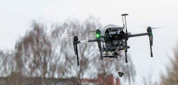 sospetti governo inglese droni militari
