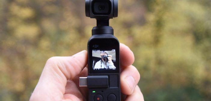 DJI Osmo Pocket primo contatto, recensione e prezzo