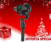 Per Natale e sino al 31 dicembre DJI Ronin S in sconto a meno 200 euro