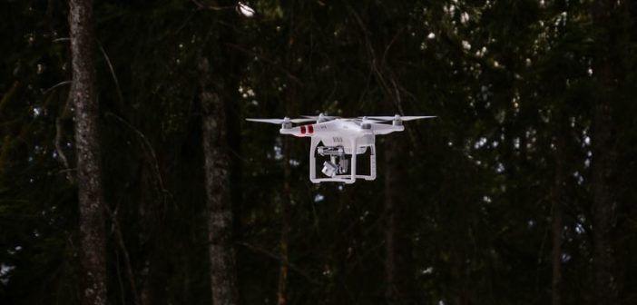 drone costringe aereo ad atterrare tasmania