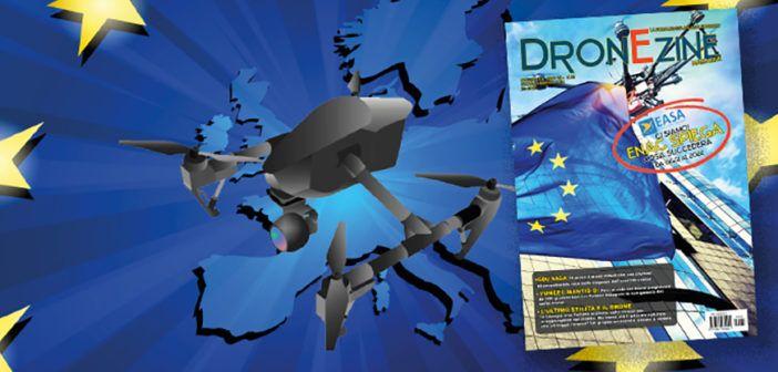 DronEzine Magazine n.33 è arrivata. Scarica la tua copia, è gratis!