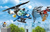 lego city polizia aerea anti drone