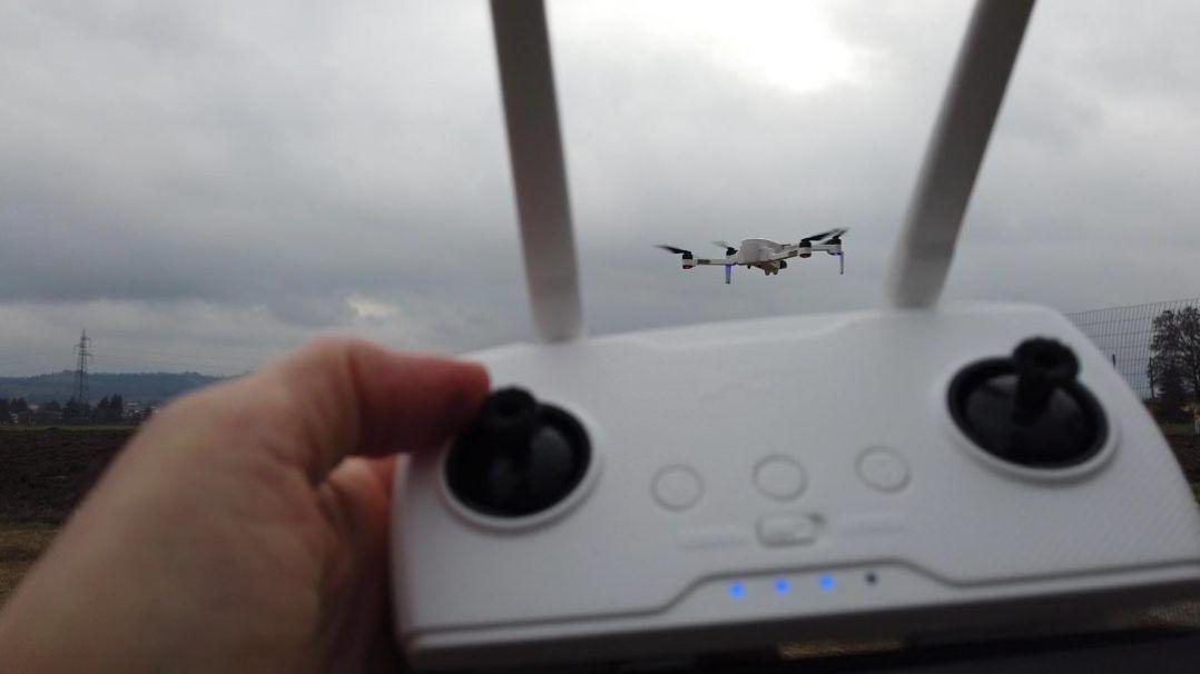 Recensione prezzo e prova in volo del drone Hubsan Zino