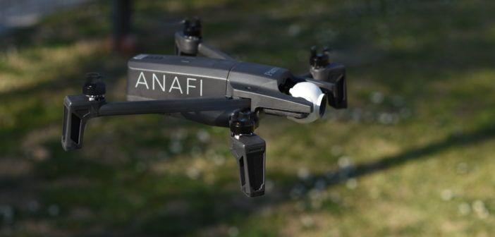 Parrot va male, ancora licenziamenti nonostante il drone Anafi
