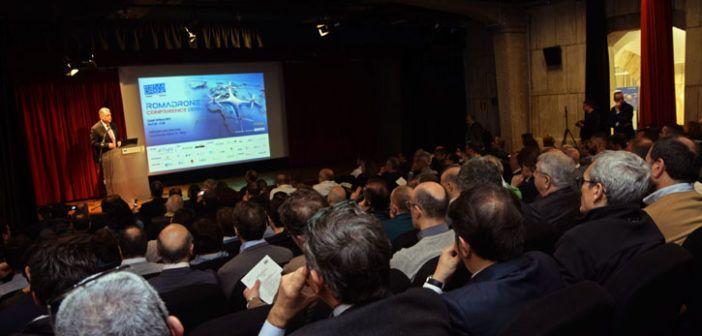 Roma Drone Conference  tutto esaurito e grande successo per l'edizione 2019