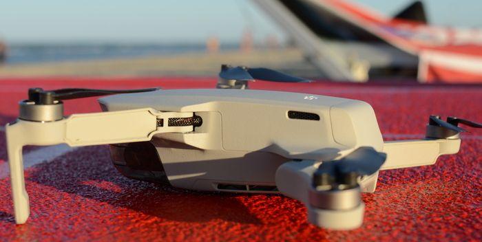 Consigli per volare col drone sul mare [mini HowTo]