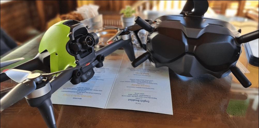 Ci siamo: il drone FPV DJI arriva il 2 marzo!