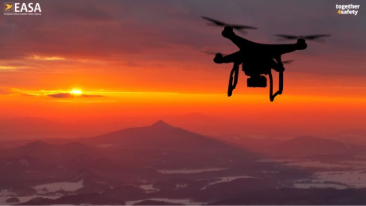 Droni nelle Operazioni Specific: EASA propone un evento online per i professionisti