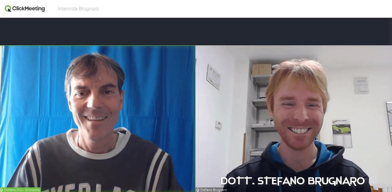 Aerofotogrammetria, parliamone con un esperto, intervista a Stefano Brugnaro geologo e docente di corsi