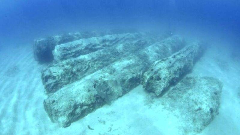Droni aerei e subacquei per studiare i siti archeologici sommersi nei mari d'Italia