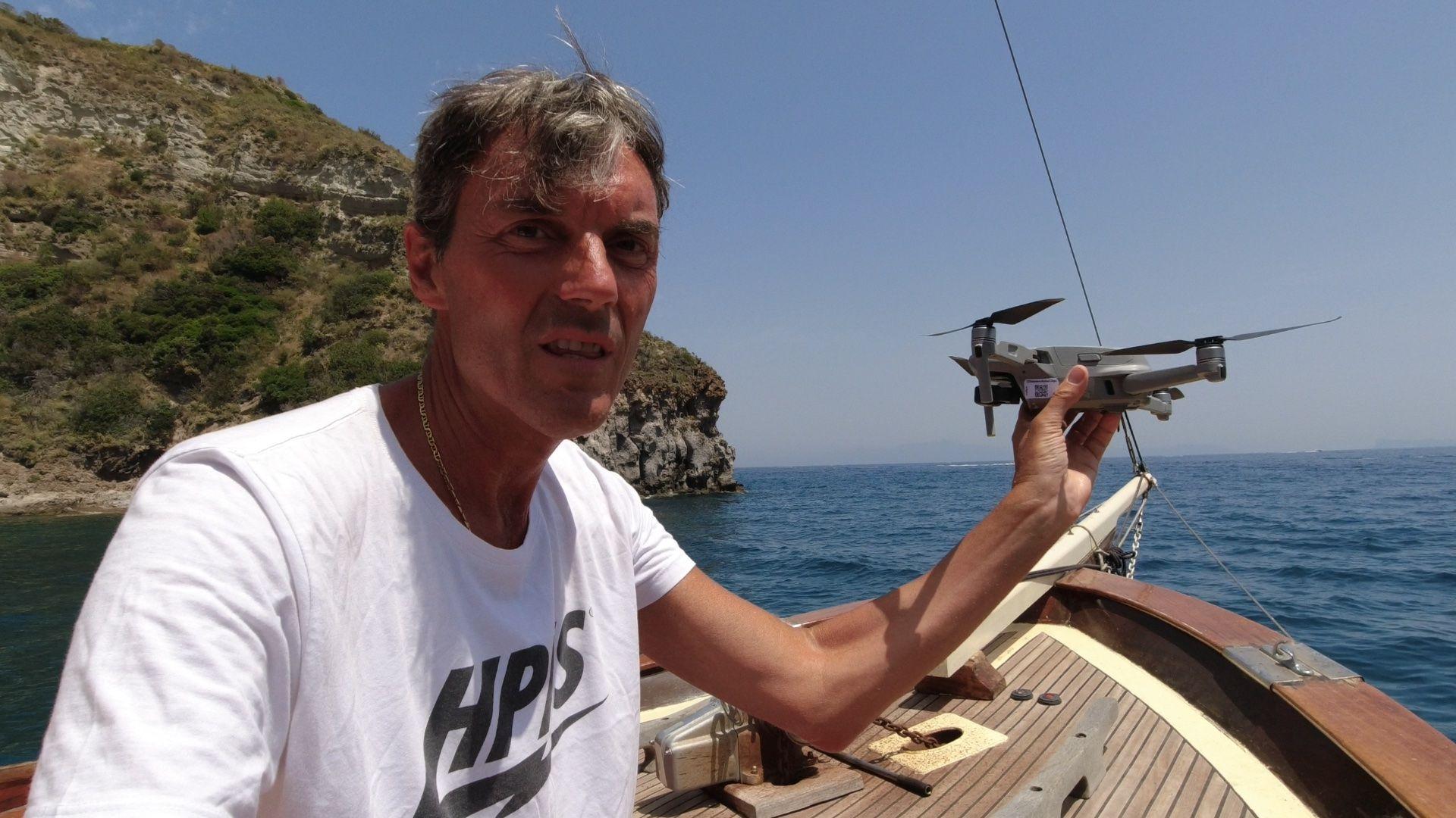 Drone: Come decollare e atterrare dalla barca? [HowTo]