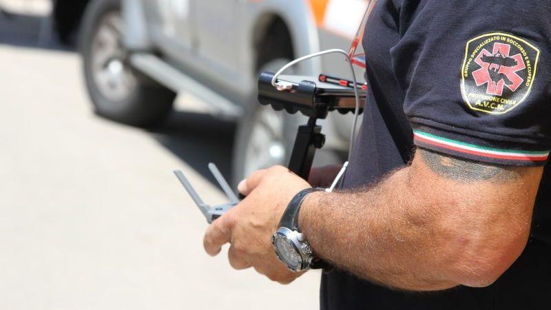 Sicilia: controlli giornalieri coi droni anti incendio a Noto