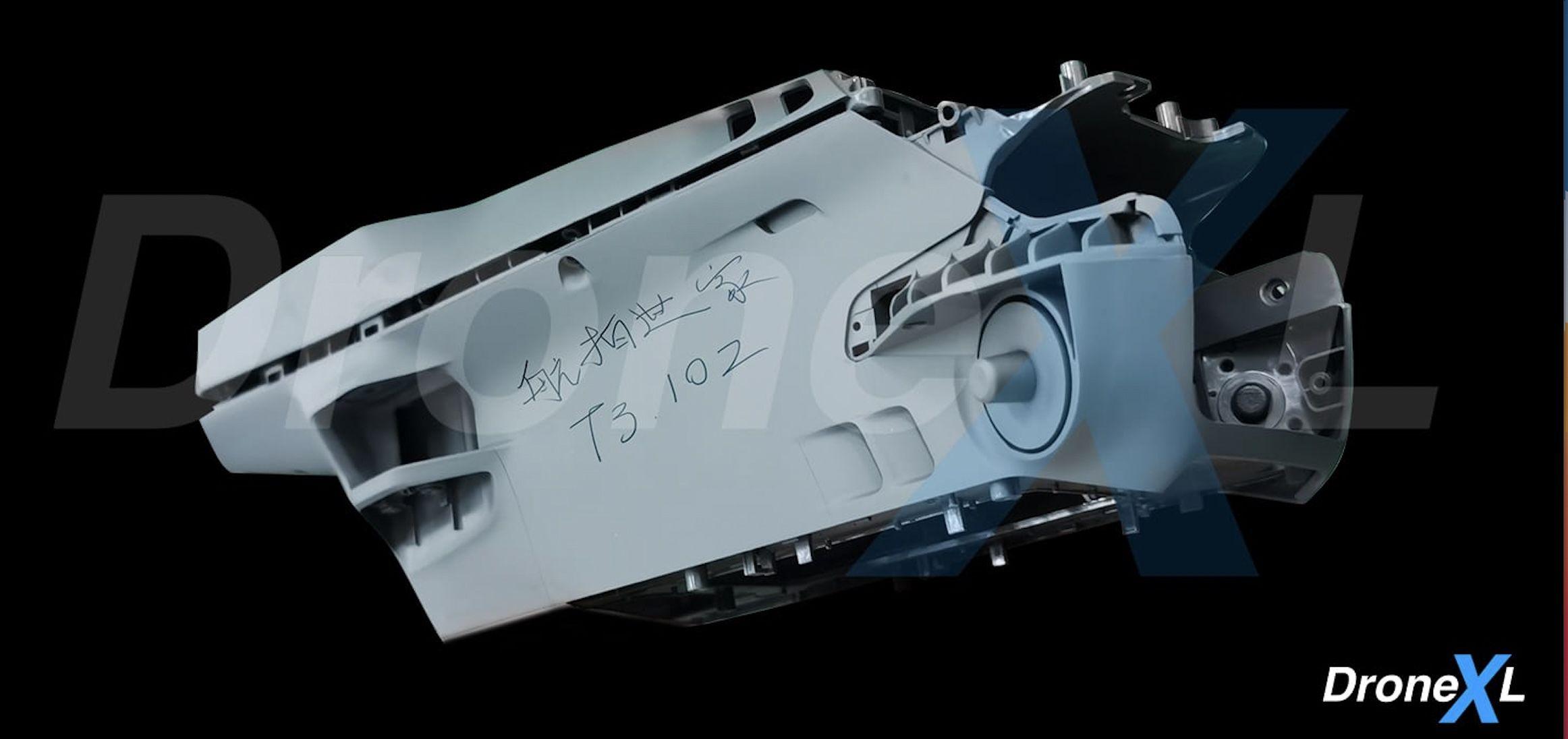 DJI Mavic 3 tra rumors e foto inedite, si intravede un nuovo drone che potrebbe arrivare a settembre