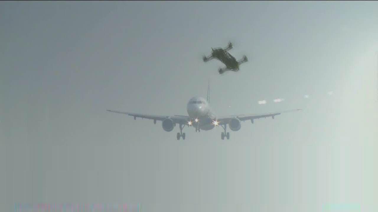 Roma, denunciato pensionato per voli illegali con il drone